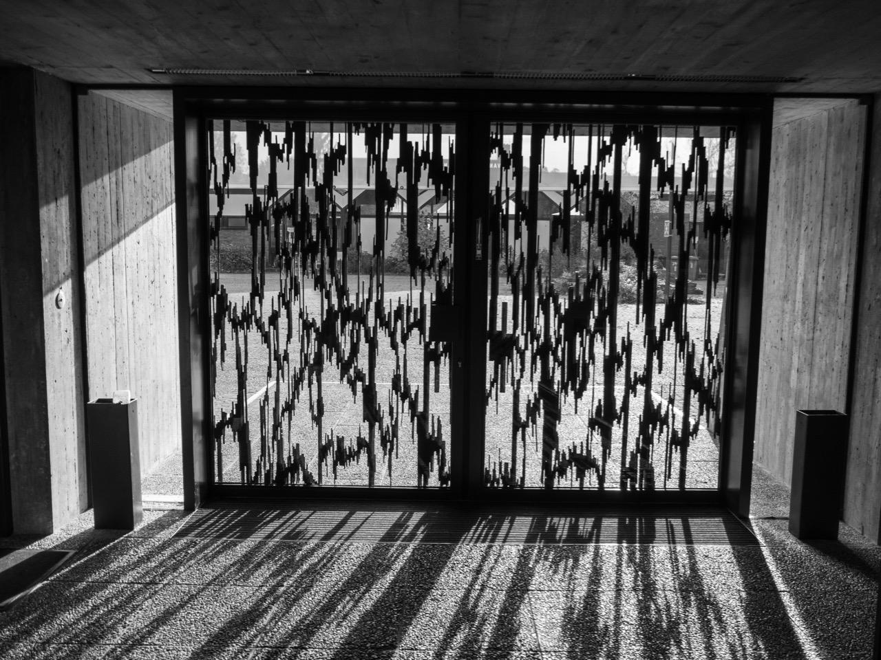 Portal von innen (Sigrid von Liebenstein, 1964)