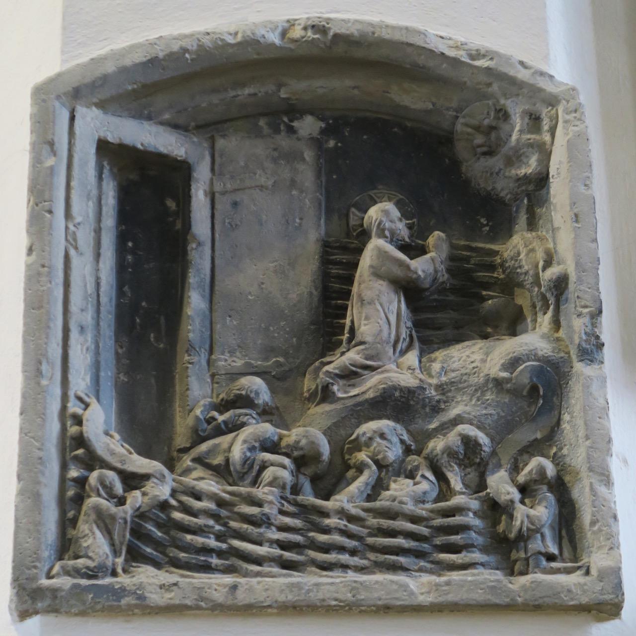 Relief Gethsemane