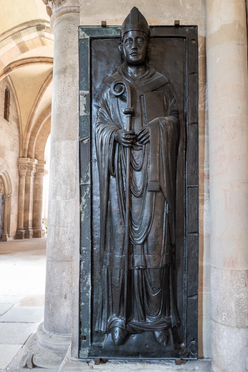 Epitaph Bischof Wichmann von Seeburg