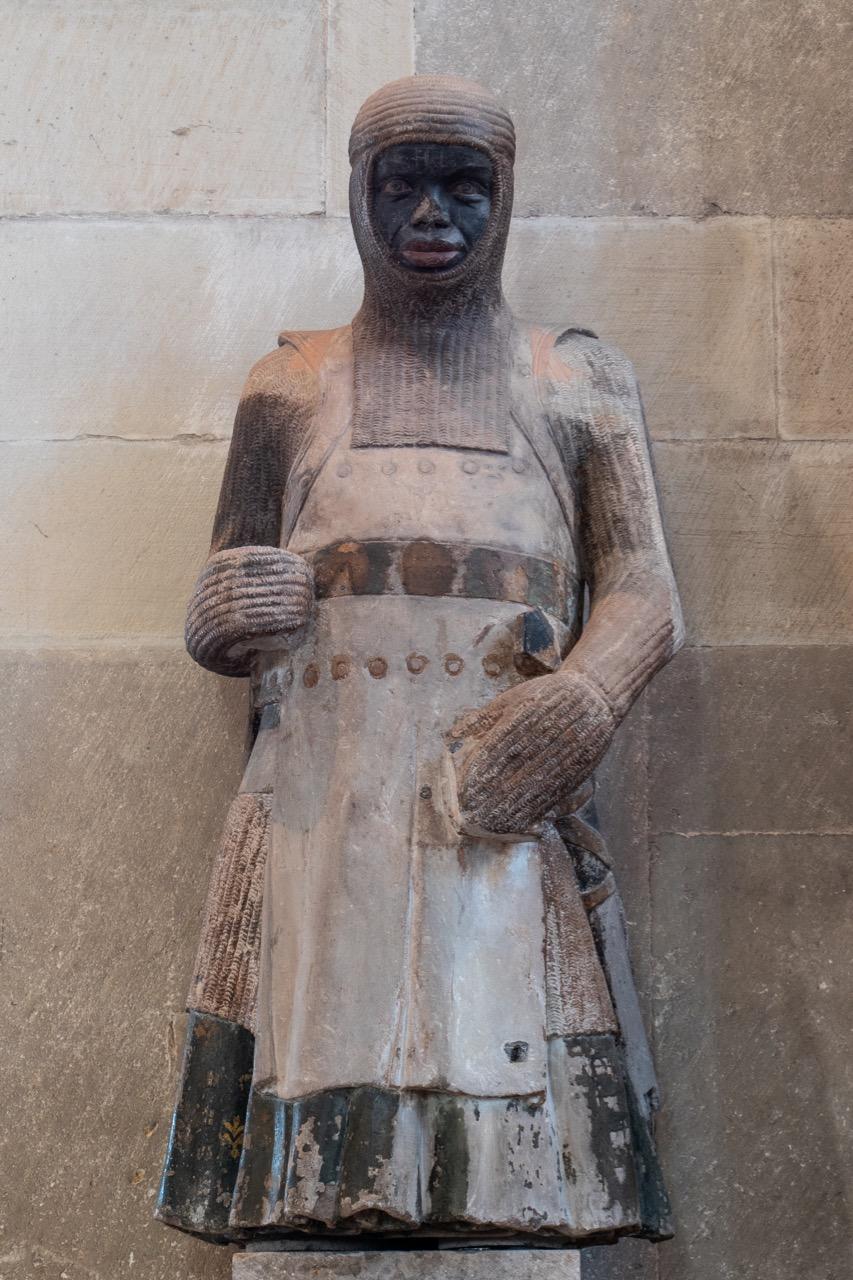 Skulptur des Mauritius
