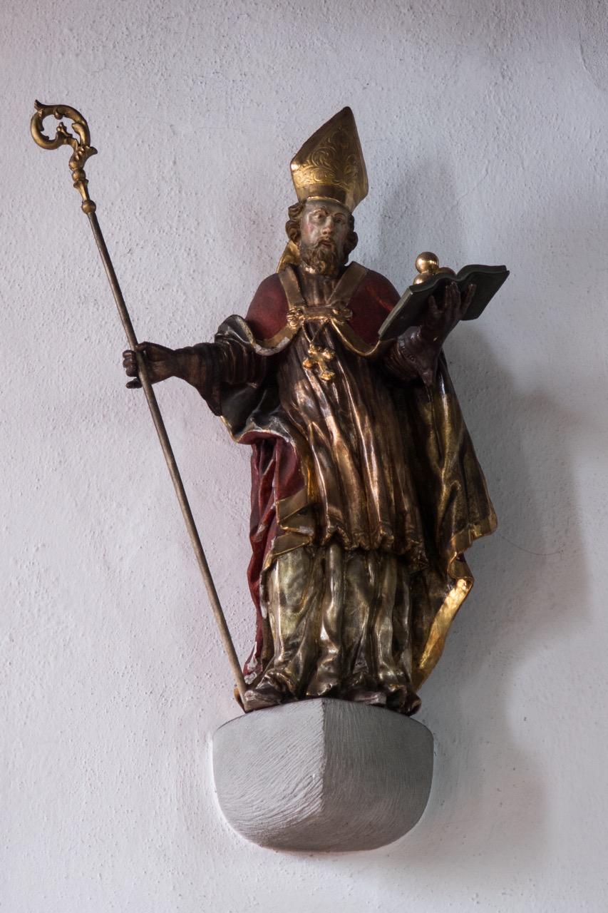 Statue Nikolaus