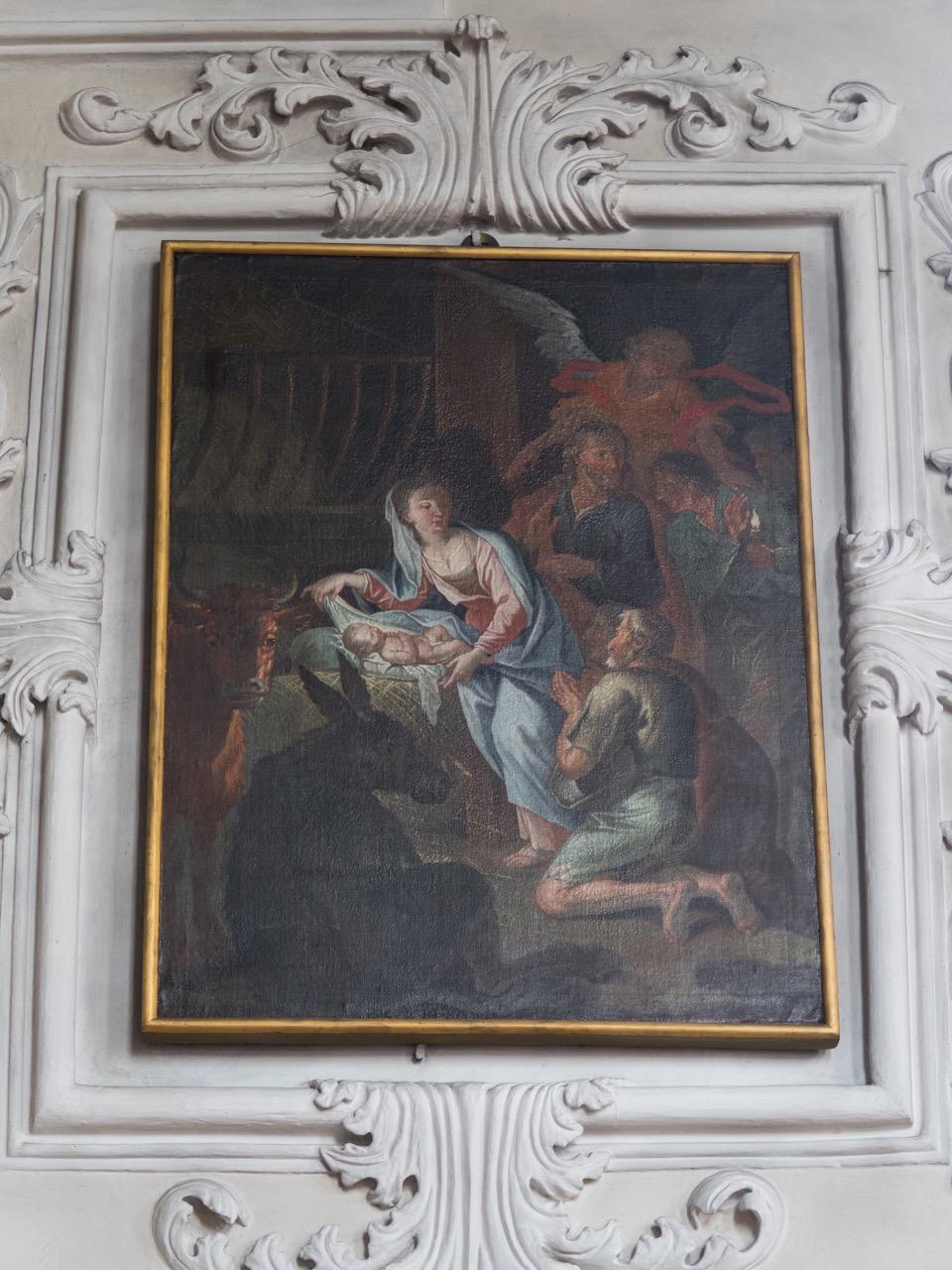 Geburt Christi, Schutzmantelkapelle