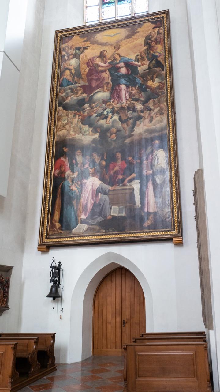 "Ehemaliges Hochaltargemälde ""Mariä Himmelfahrt"" (Peter Candid, 1620)"