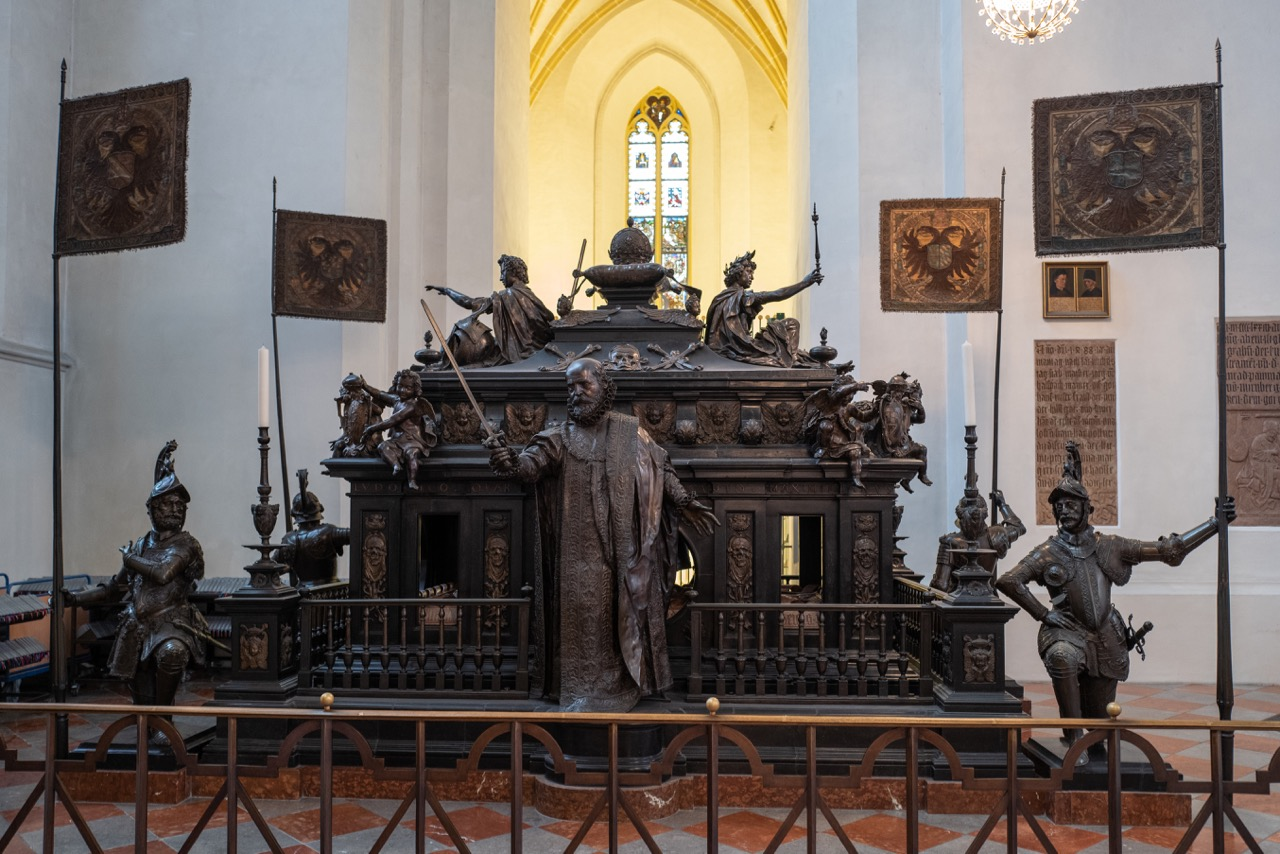 Kenotaph Kaiser Ludwigs des Bayern (Hans Krumpper, 1619–22)
