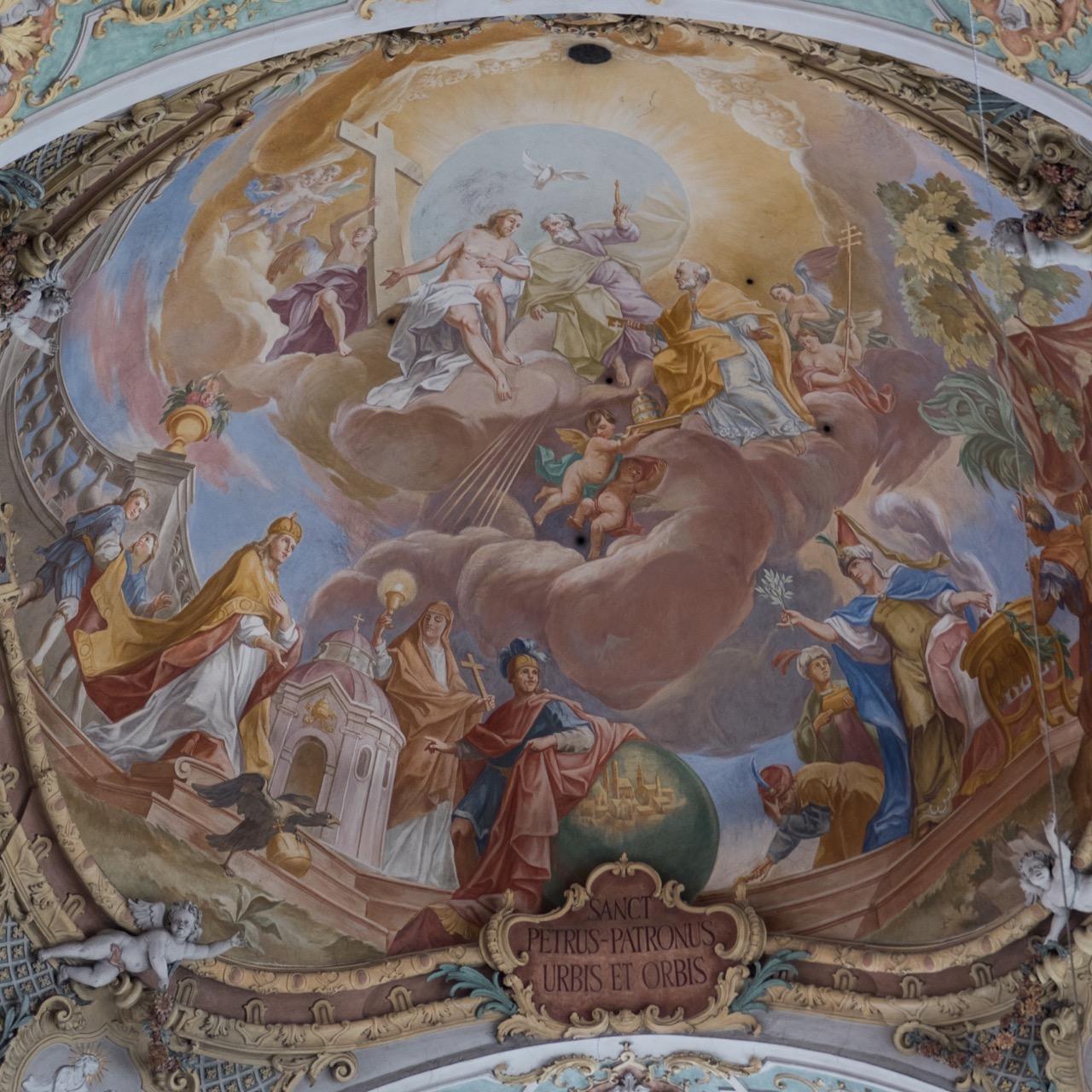 Fresko Chor