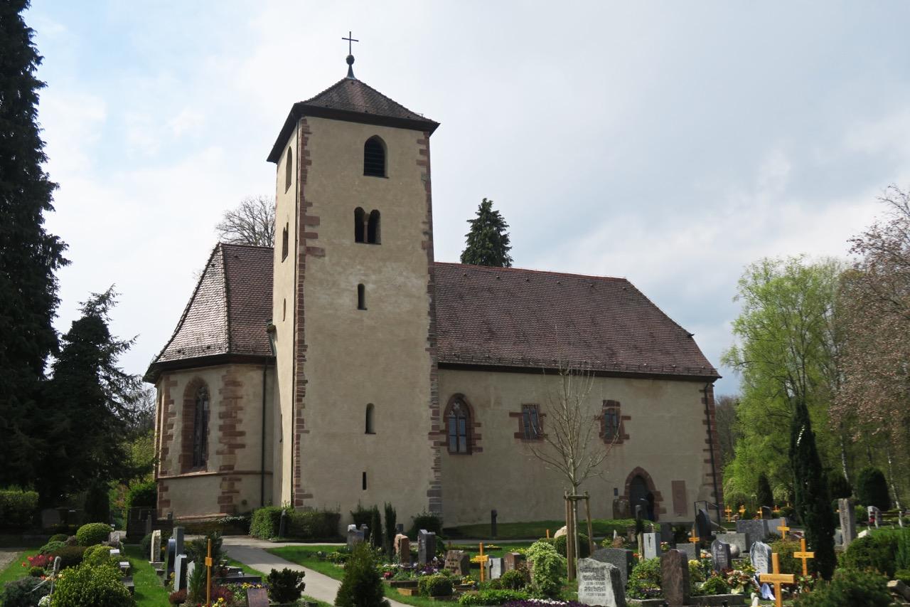 Remigiuskirche, Außenansicht