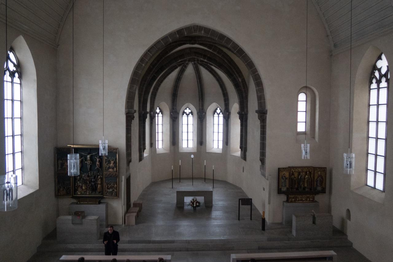 Chor, 1274 geweiht