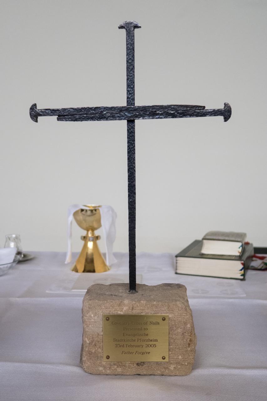 Nagelkreuz von Coventry (verliehen 2005)