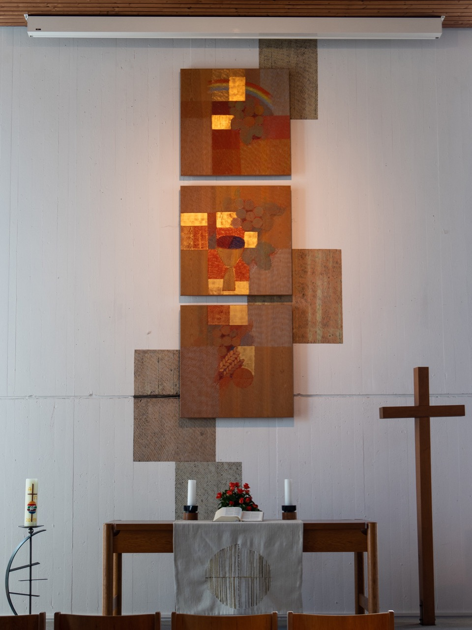 Altarbild (Emil Kiess, 1984)