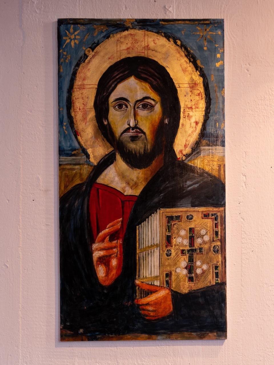 Ikone (Geschenk der katholischen Nachbargemeinde)