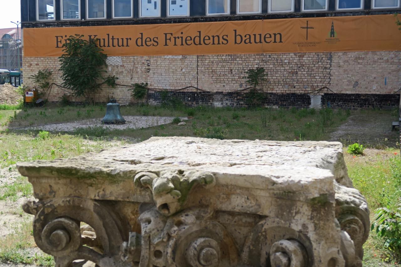 Gelände der ehemaligen Garnisonkirche