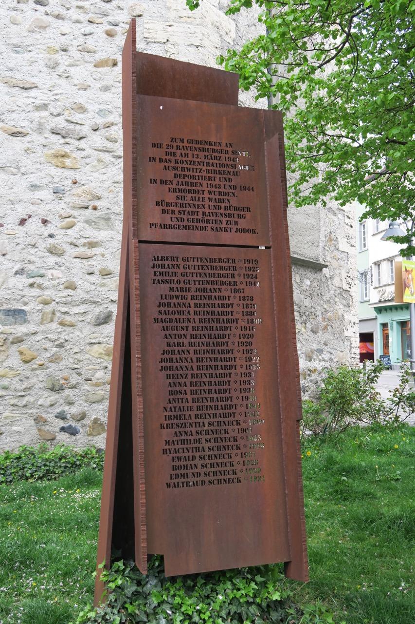 Holocaustdenkmal für Sinti