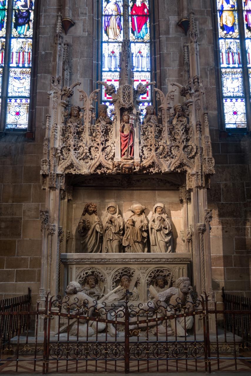 Heiliges Grab, 16. Jh.