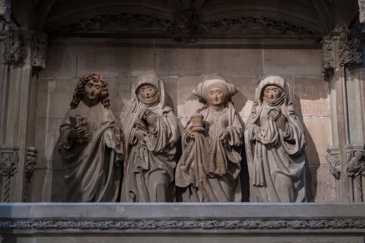 Heiliges Grab, Detail