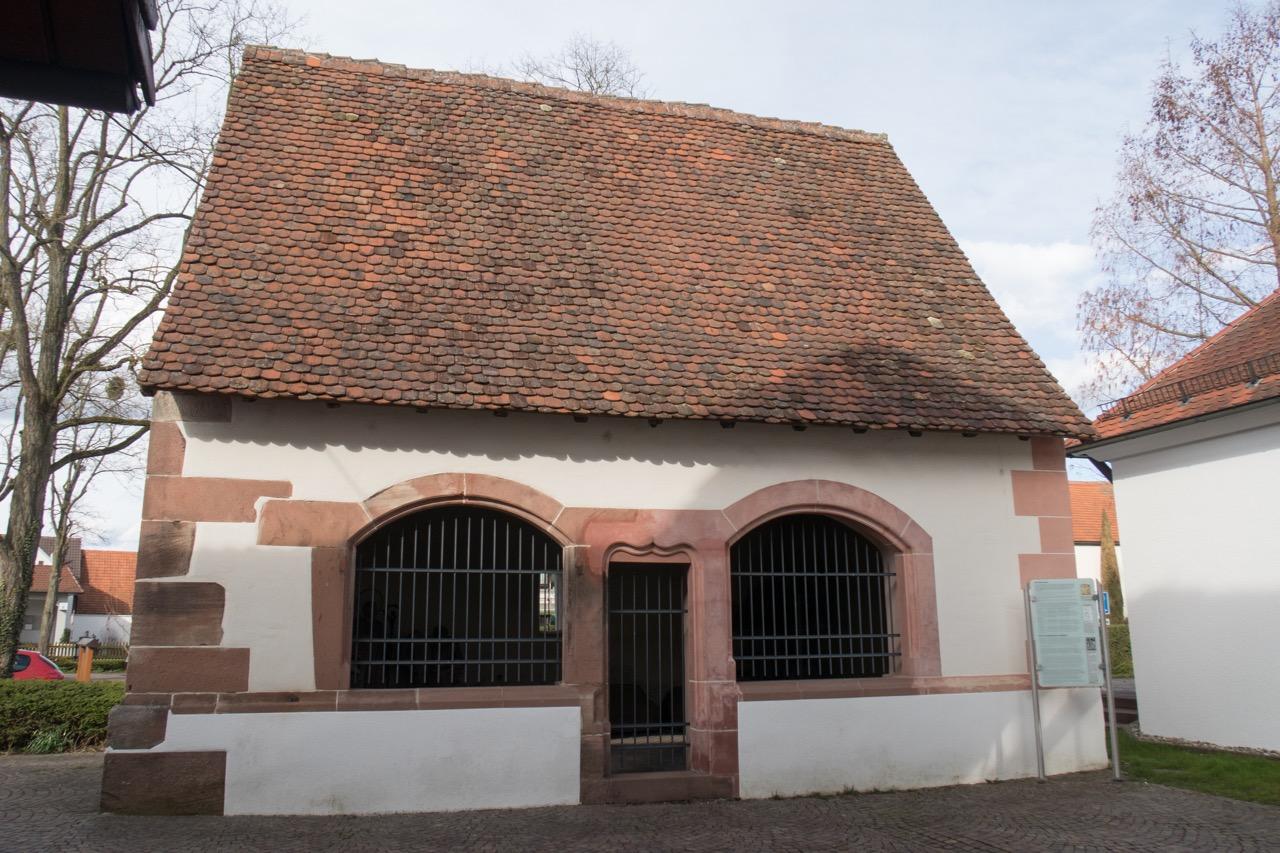 Beinhaus (Spätgotik/Frührenaissance)