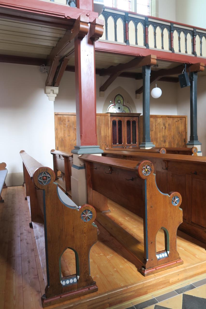 Kirchengestühl