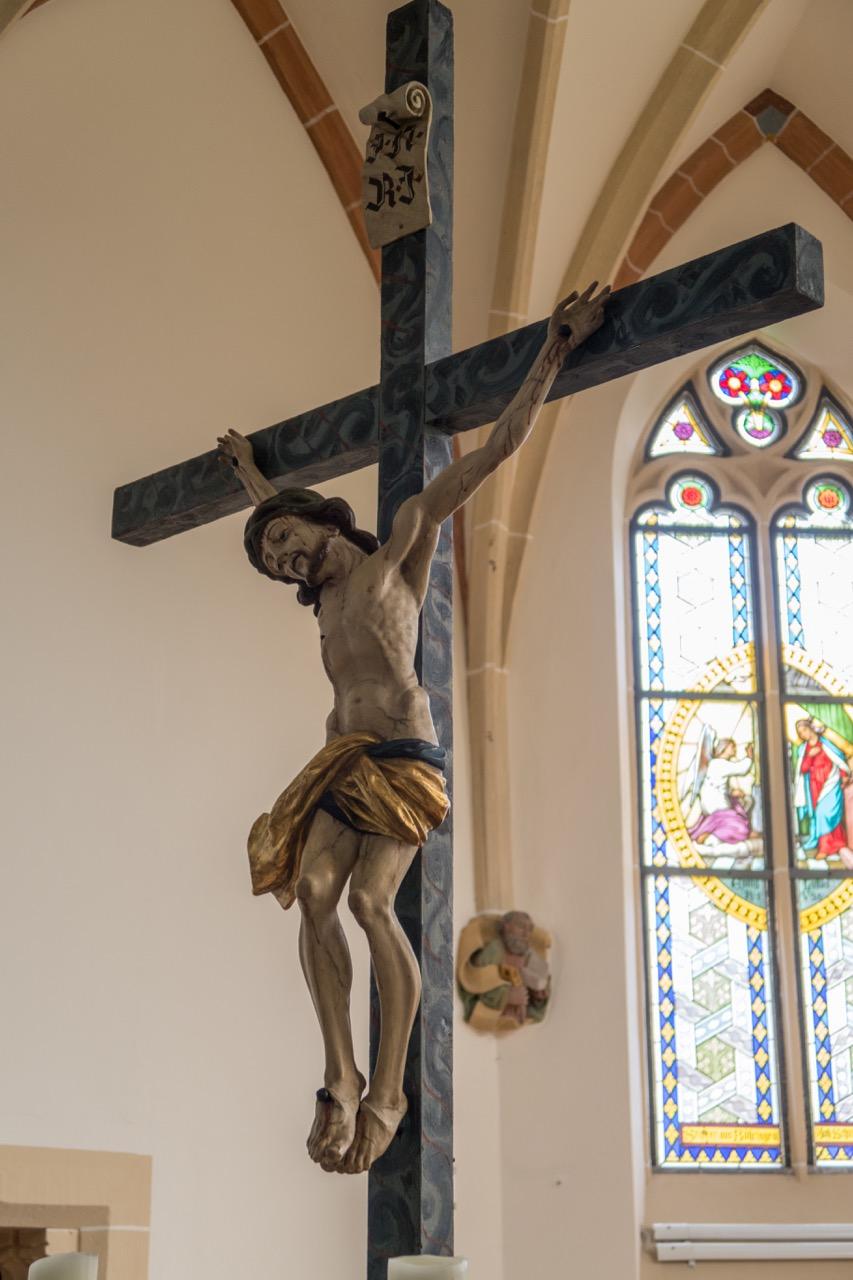 Kruzifix (um 1722)