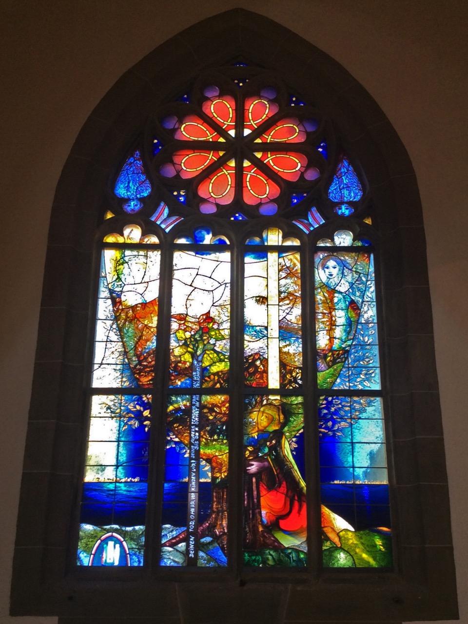 """""""Jedermann-Fenster"""" (Ada Idensee, 2006)"""