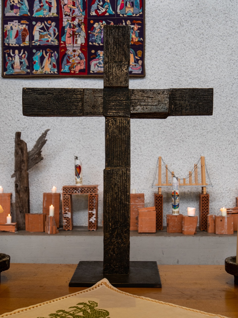 Altarkreuz (Emil Kiess, 1967)