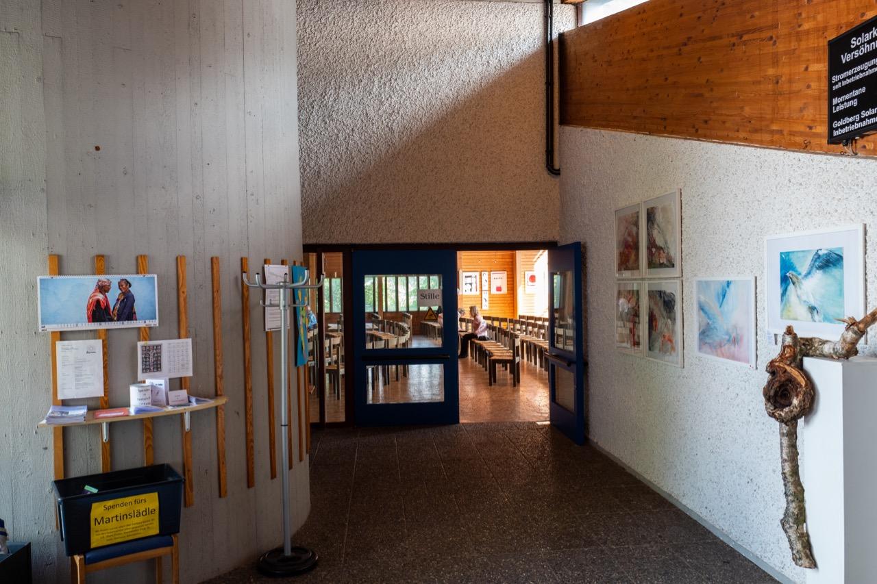 Eingangsbereich innen