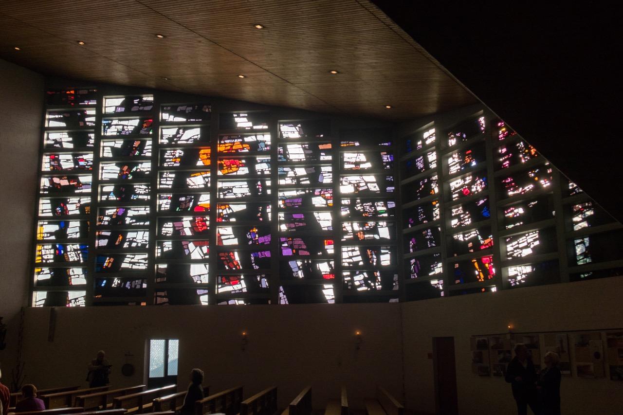 Betonglasfenster (Karl Blau, 1966)