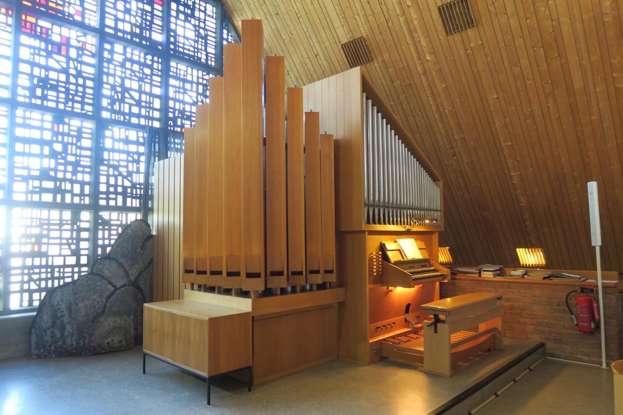 Orgel (Kurt Oesterle, 1984)