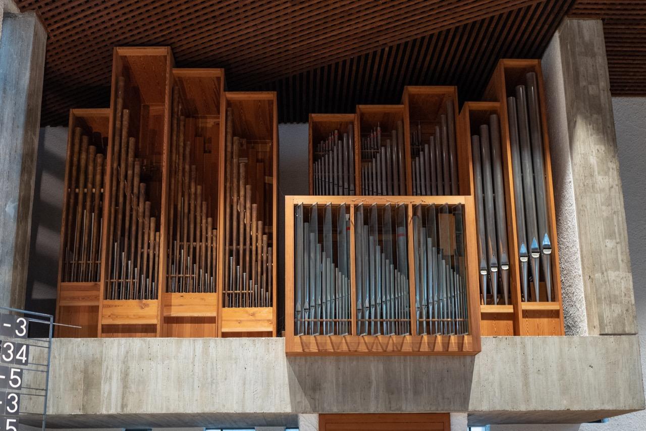 Orgel (1972)