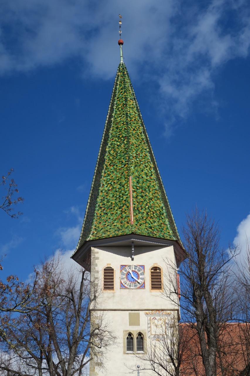 Turm mit Turmhelm (1443)