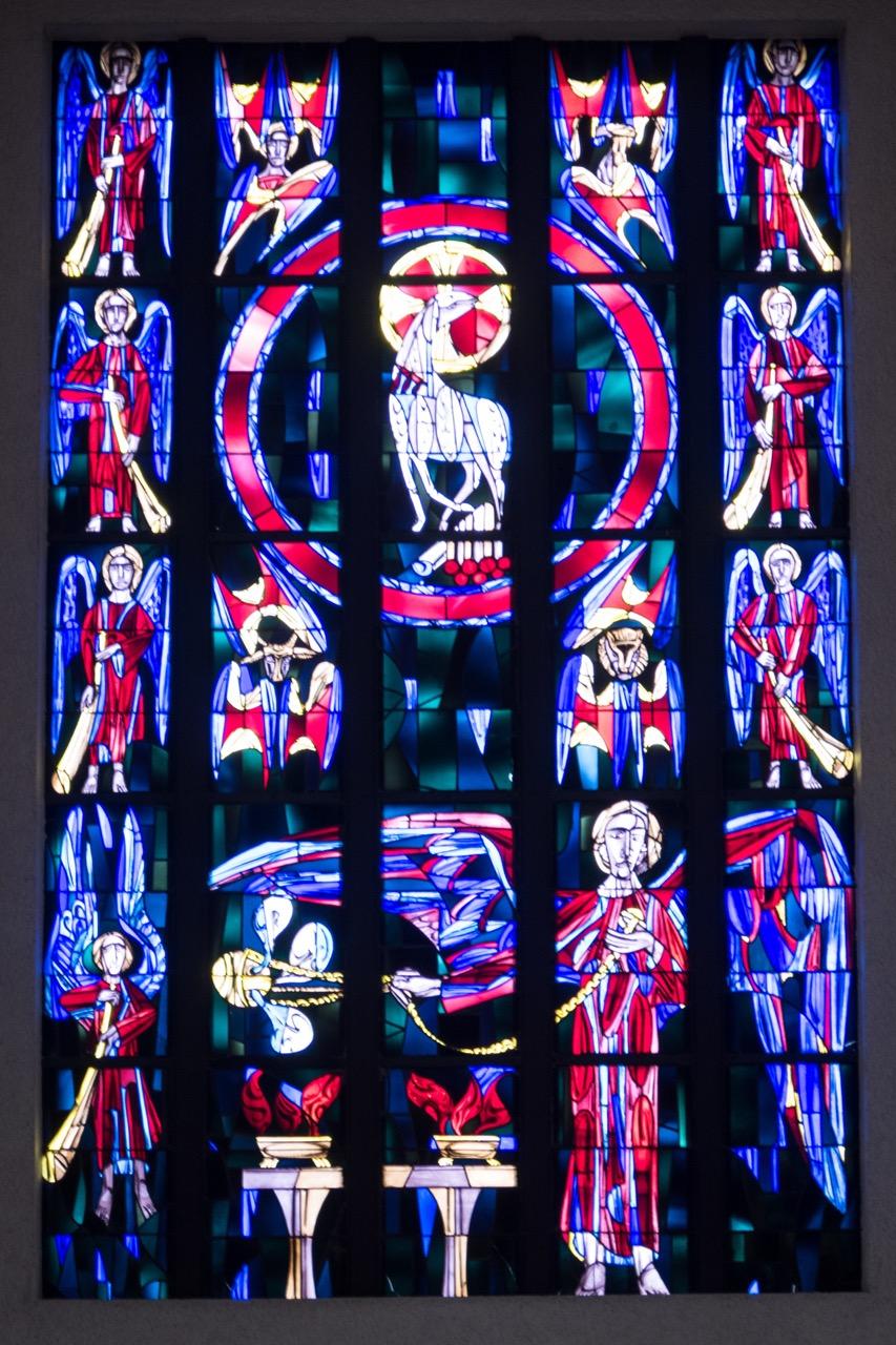 Chorfenster von Wilhelm Geyer
