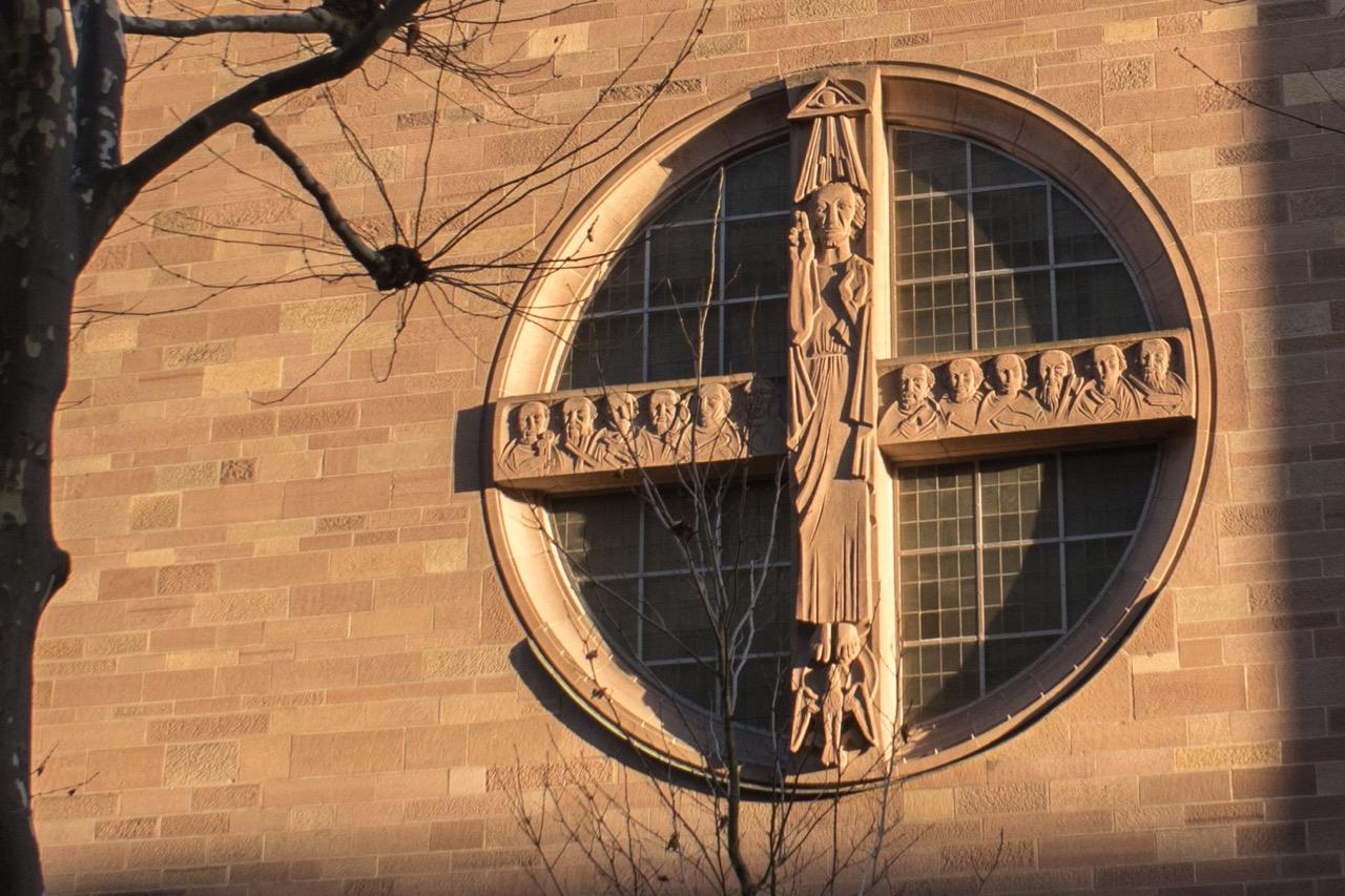 Fensterkreuz von Emil Sutor