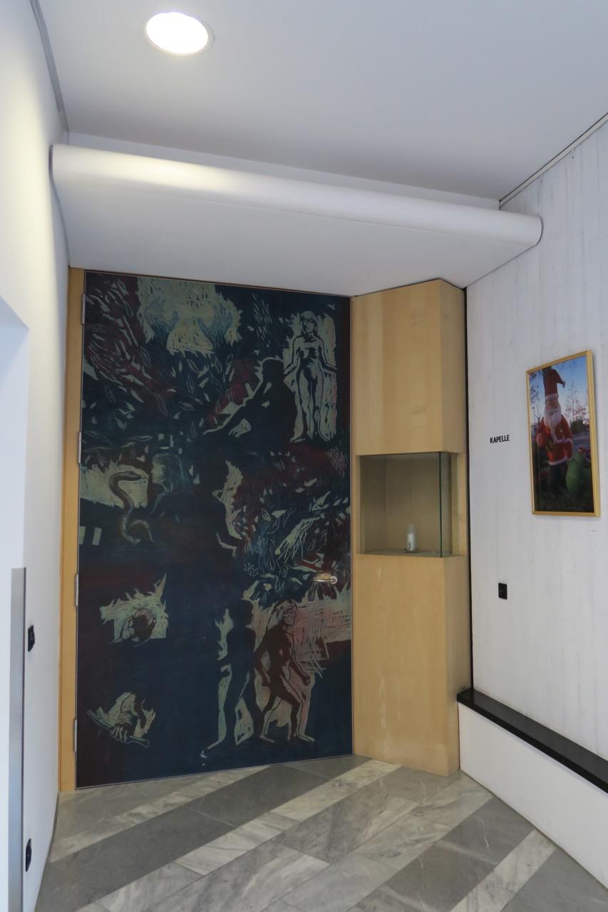 Portal mit Paradiesdarstellung (Joachim Sauter, 2000)