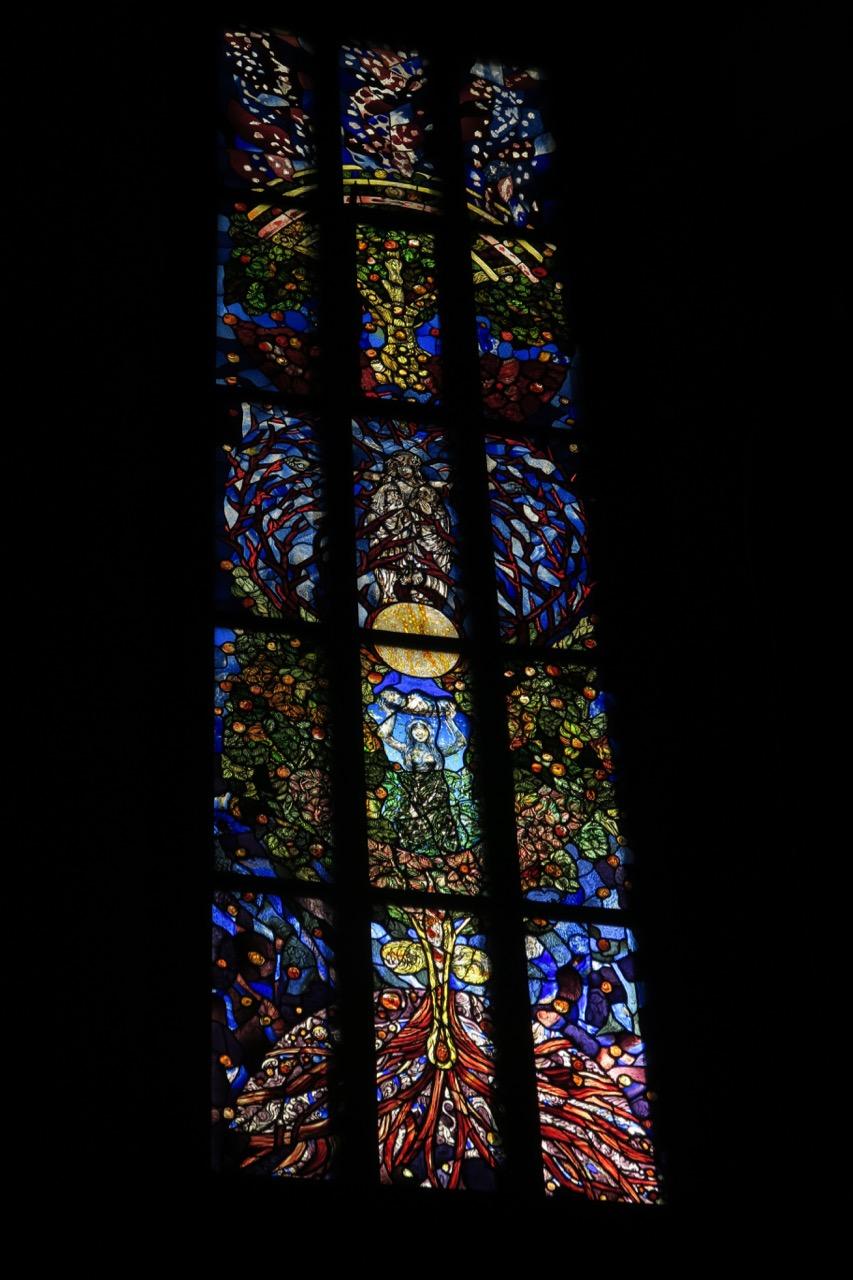 """""""Fenster der Hoffnung"""" (2001)"""