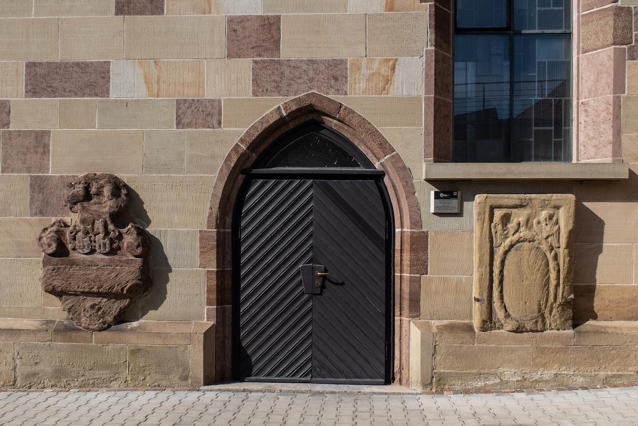 Portal im Süden