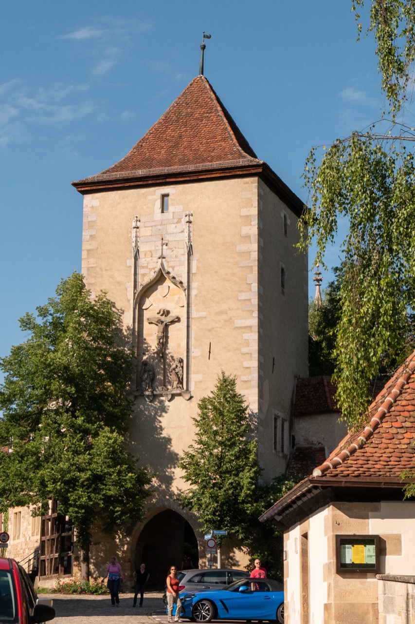 Torturm des Klosters