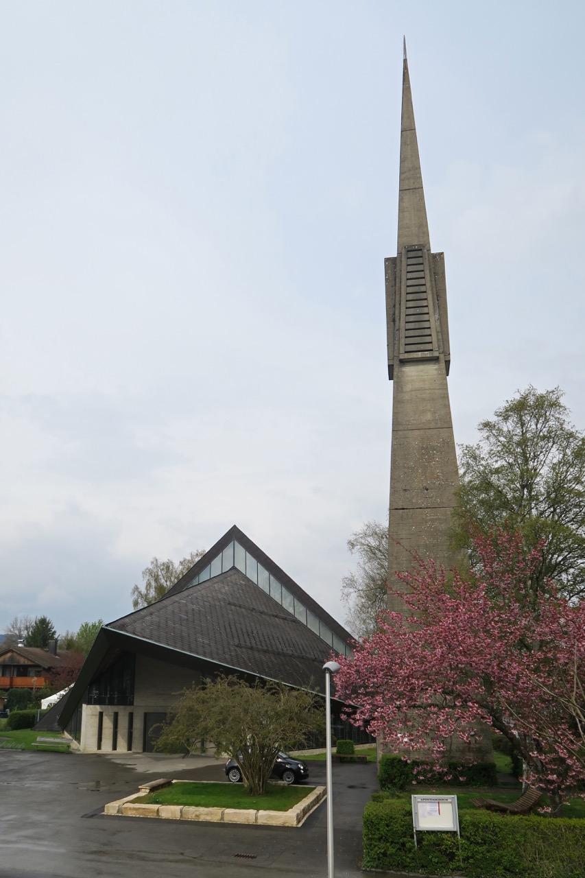 Auferstehungskirche, Außenansicht