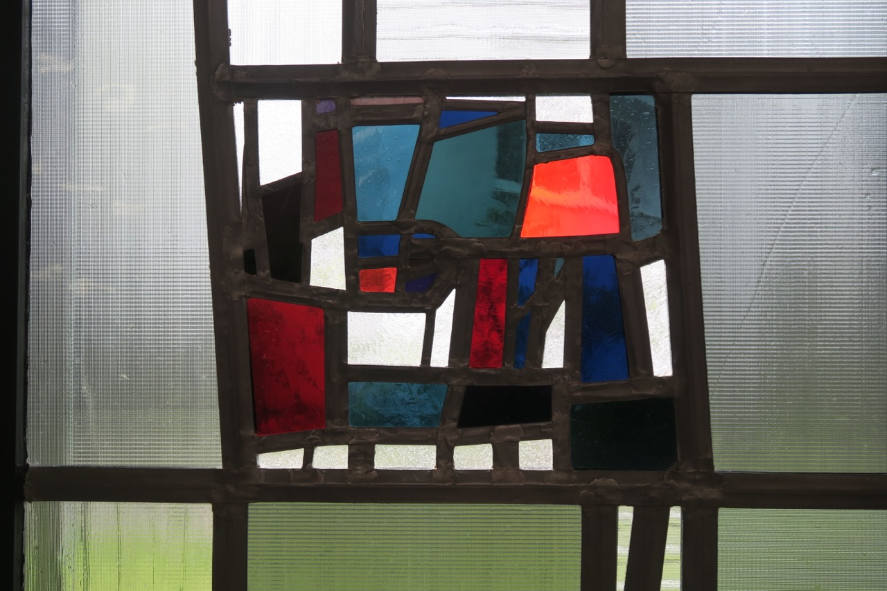 Glasfenster, Detail (Emil Kiess, 1966)