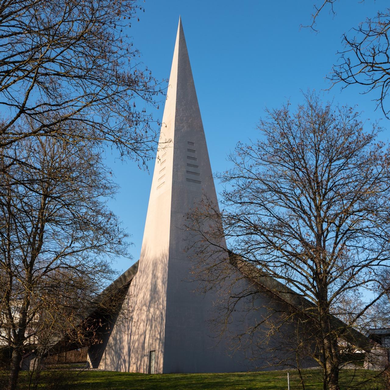 Chorturm auf der Südseite