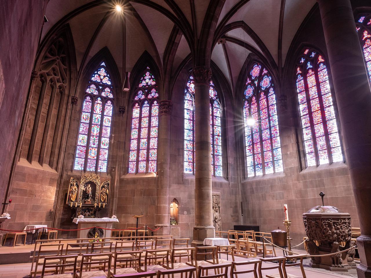 Nikolauskapelle (Ende 13. Jh.)