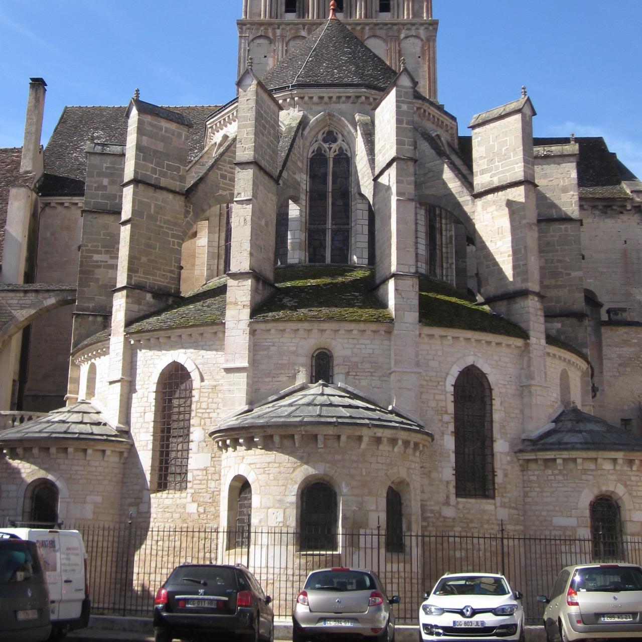 Scheitelkapelle am Chorumgang