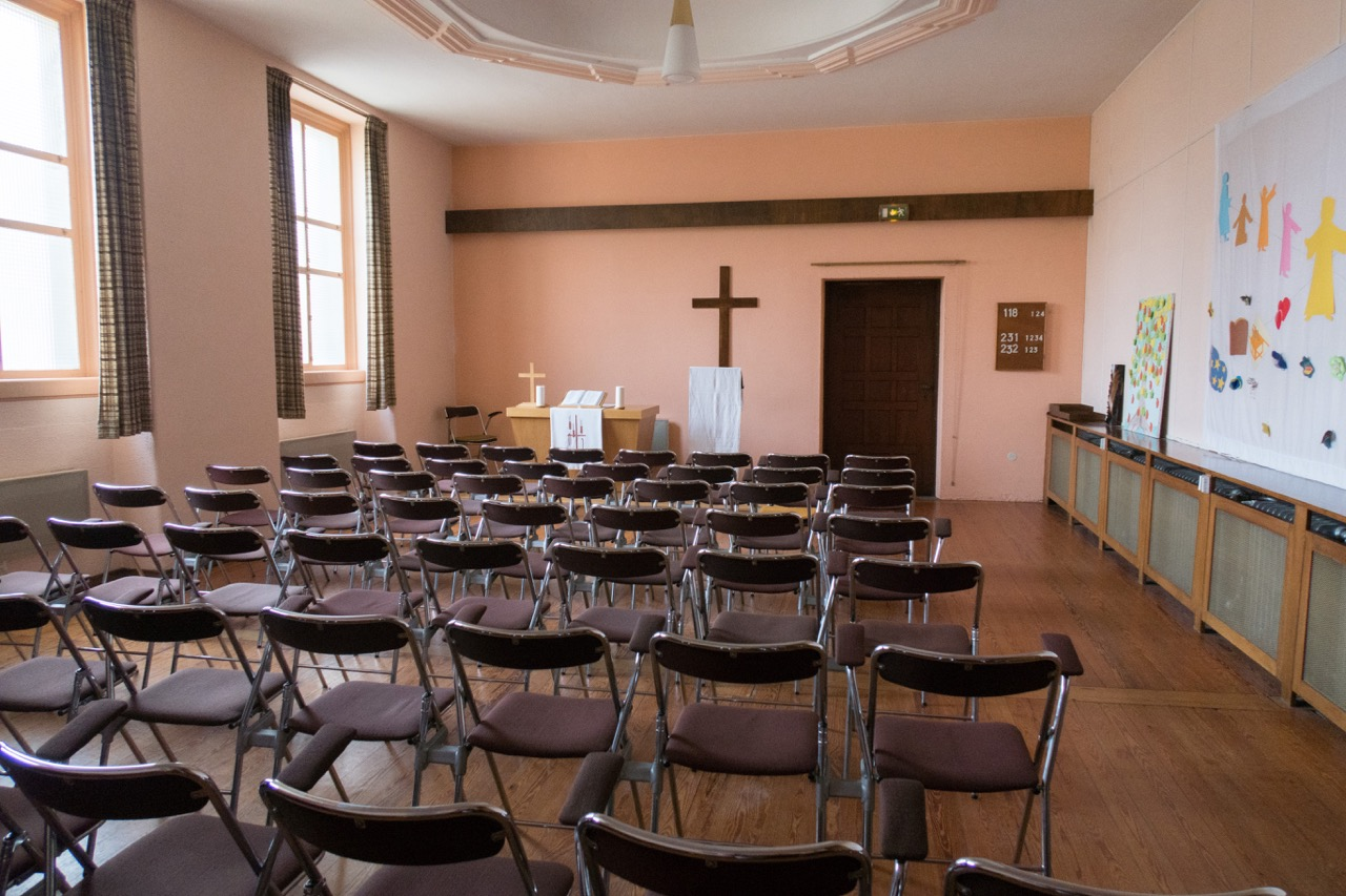 Kapelle/Gottesdienstraum