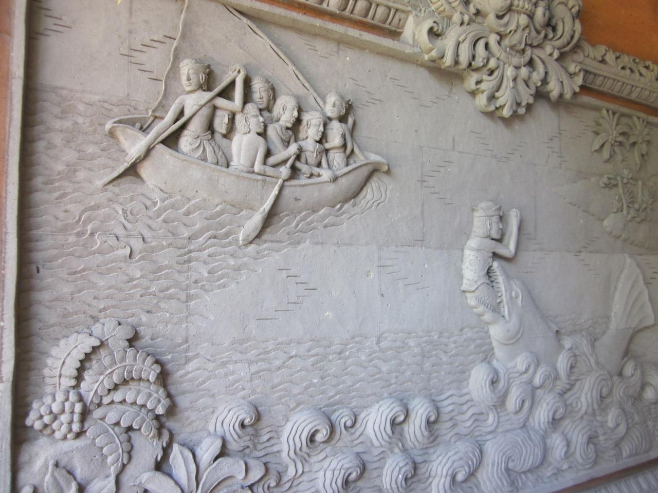 Relief Jona