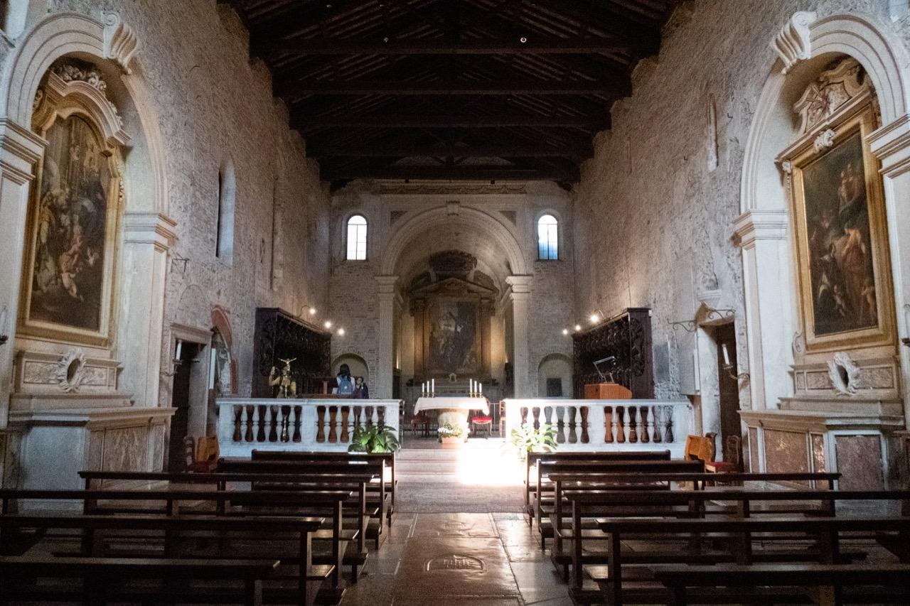 Chorherrenkirche der hl. Helena