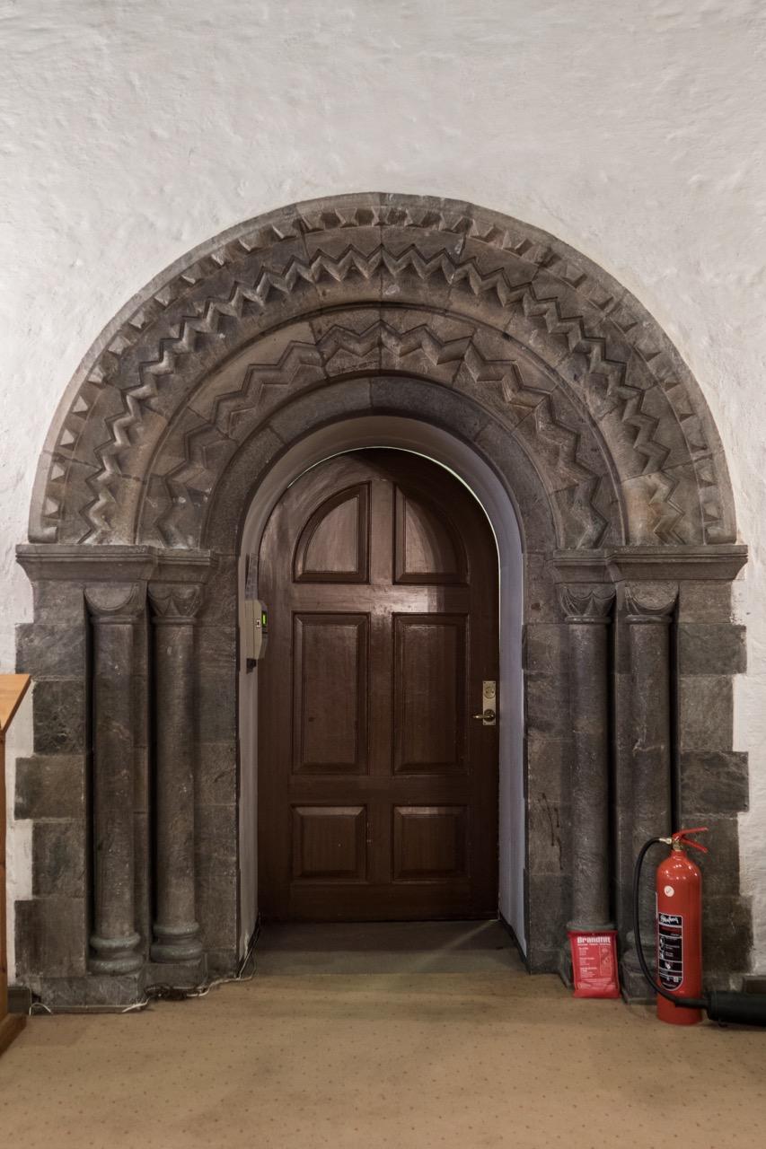Portal Nordseite