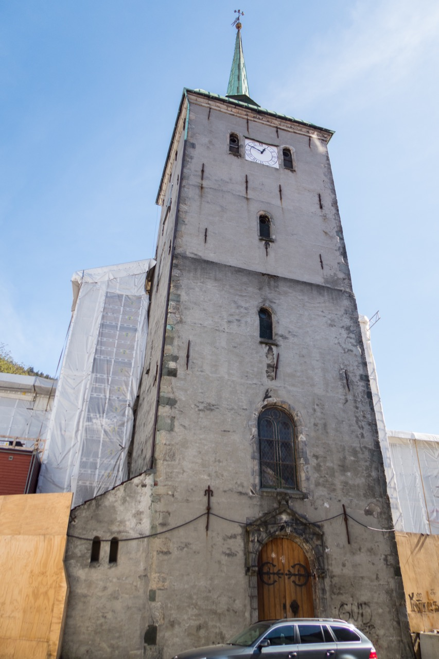 Turm, 1763