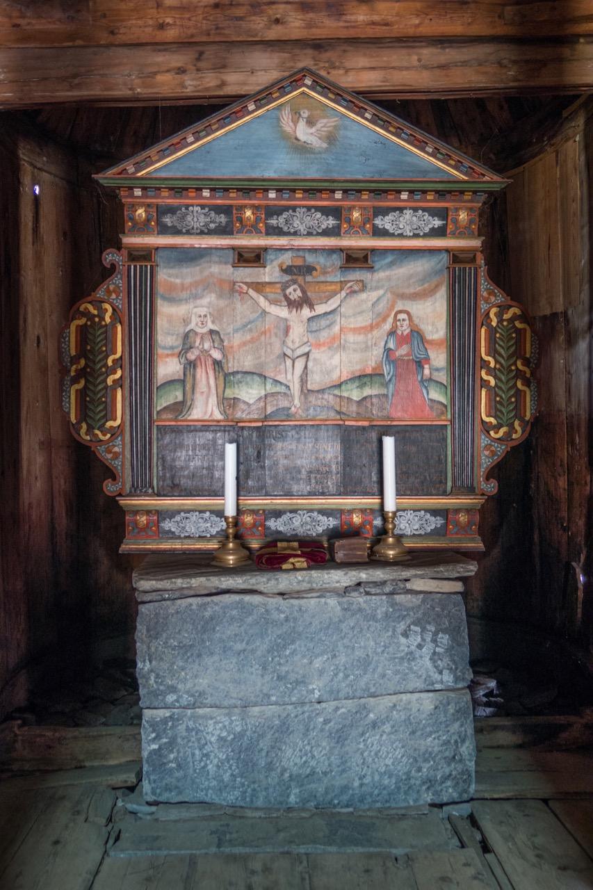 Altar, 1654