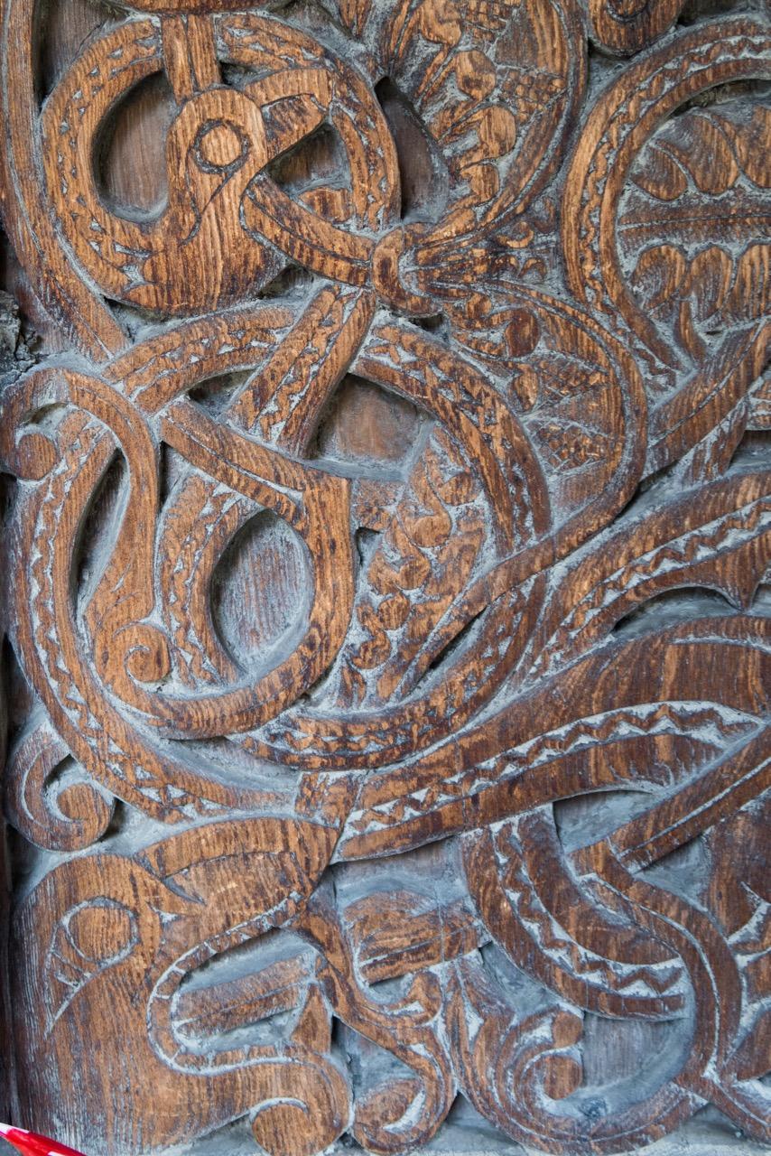 Westportal, Detail