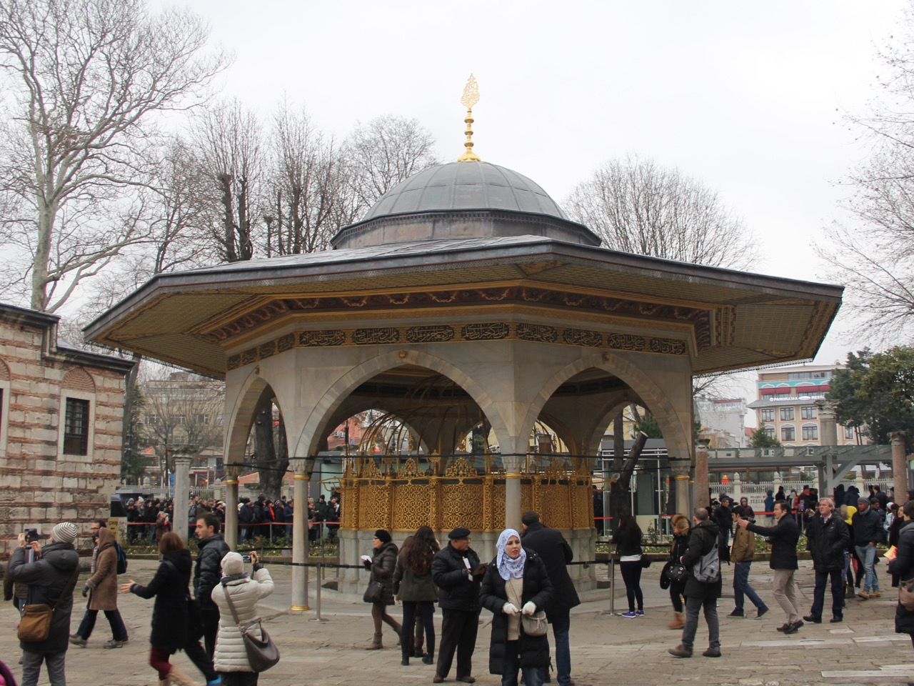 Moscheebrunnen