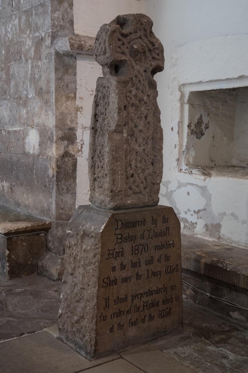 Celtic high cross (c. 1000)