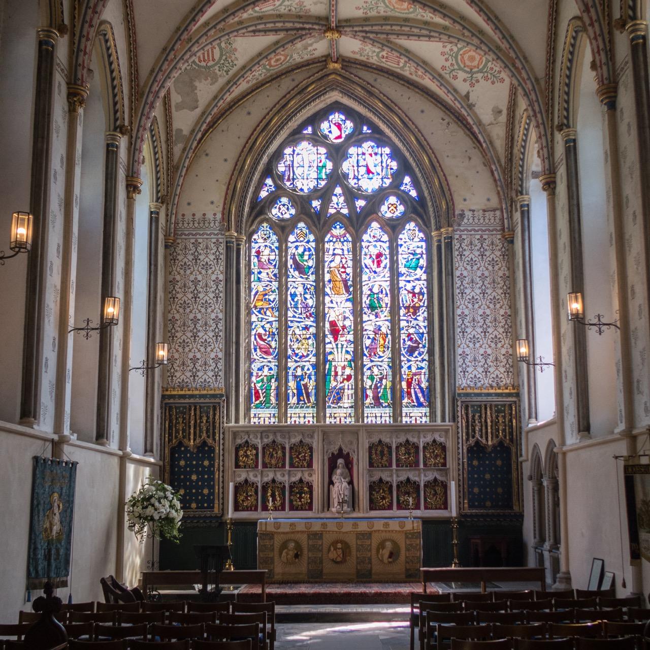 Marienkapelle (Lady Chapel)