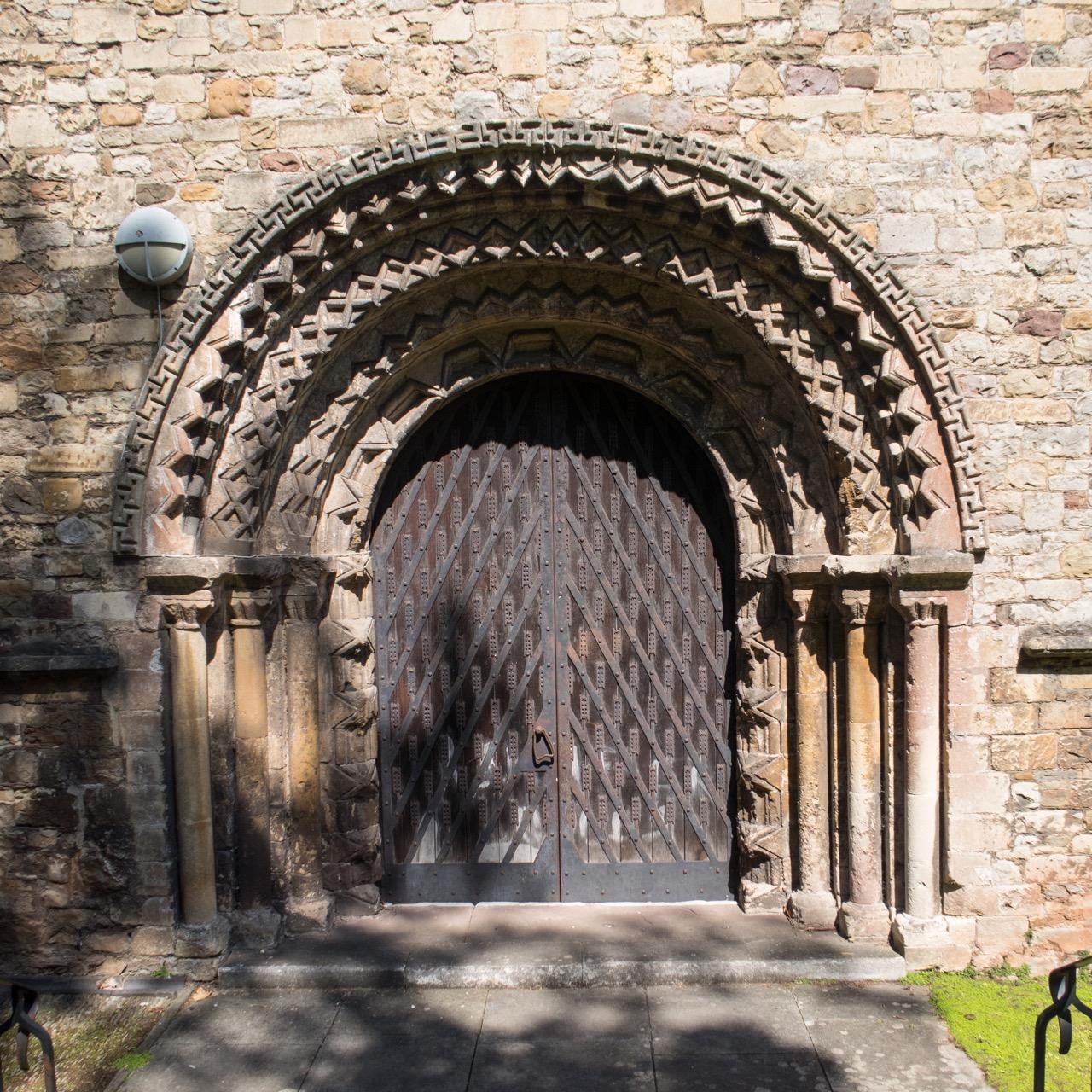 Norman south portal (1170)